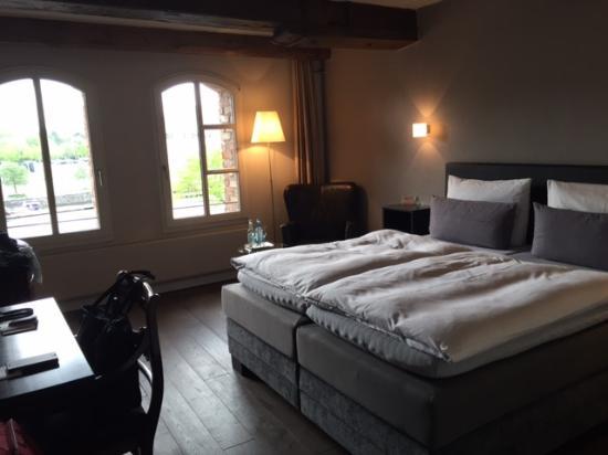 Hotel Anno 1216: Doppelzimmer