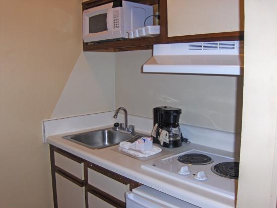 كروسلاند إكونومي ستوديوس - أتلانتا - لورنسفيل: Fully-Equipped Kitchens