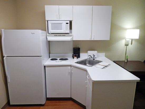 Extended Stay America - Gainesville - I-75: Fully-Equipped Kitchens