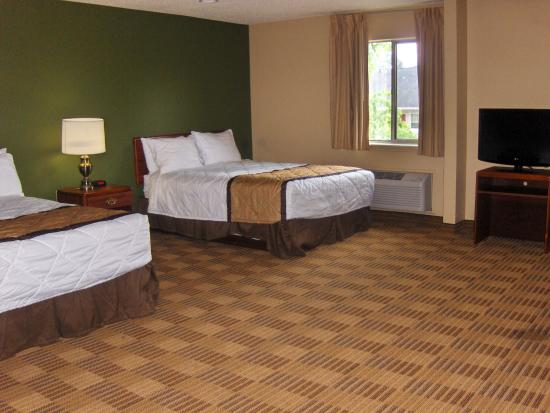 Extended Stay America - Atlanta - Peachtree Corners: Deluxe Studio - 2 Double Beds