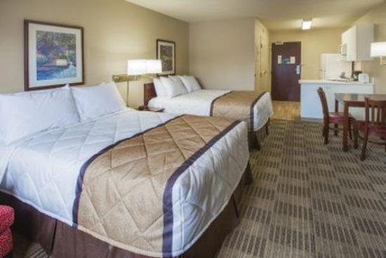 Extended Stay America - Evansville - East: Studio Suite - 2 Double Beds
