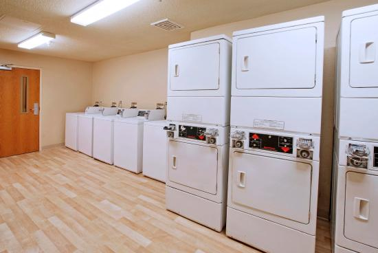 Extended Stay America - Jackson - North: On-Premise Guest Laundry