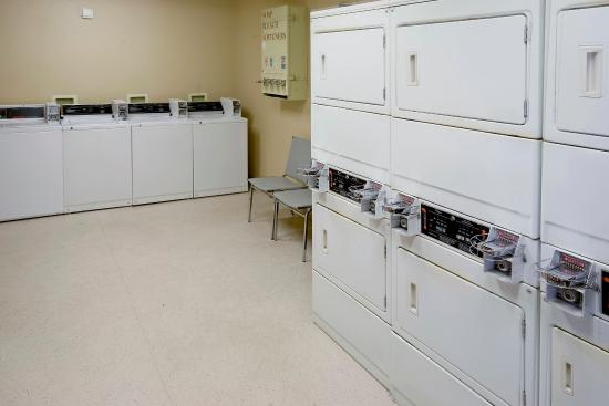 Extended Stay America - Springfield - South: On-Premise Guest Laundry