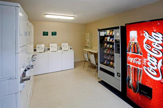 Crossland Economy Studios - Detroit - Livonia: On-Premise Guest Laundry