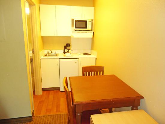 Crossland Studios Winston-Salem - University Parkway: Fully-Equipped Kitchens