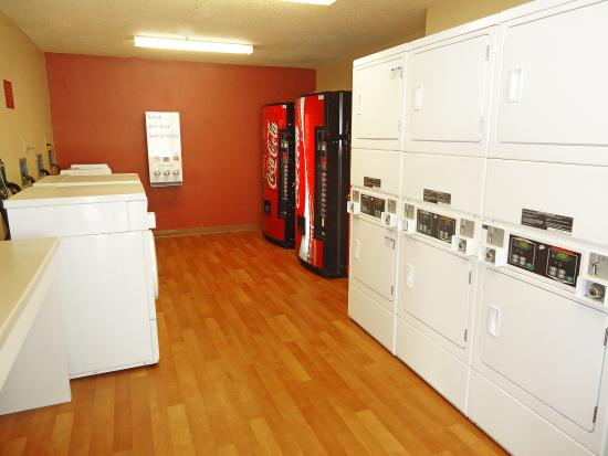 Crossland Studios Winston-Salem - University Parkway: On-Premise Guest Laundry