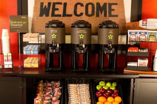 Extended Stay America - North Chesterfield - Arboretum: Free Grab-and-Go Breakfast