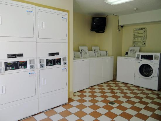 Extended Stay America - Raleigh - Crabtree Valley: On-Premise Guest Laundry