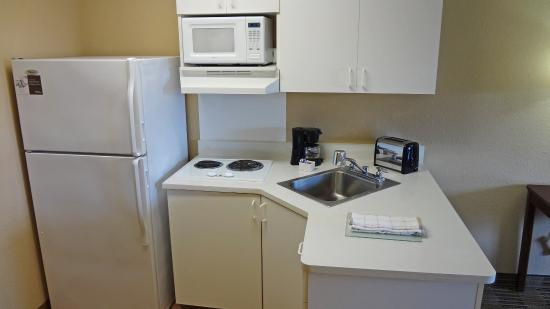 Extended Stay America - Houston - Westchase - Richmond: Fully-Equipped Kitchens