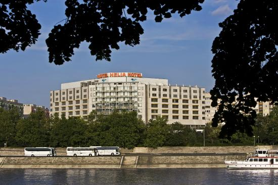 Danubius Health Spa Resort Helia: Hotel Exterior