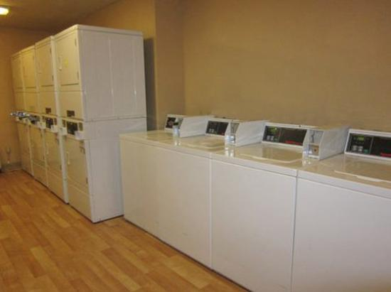 Extended Stay America - Austin - Round Rock - North: On-Premise Guest Laundry