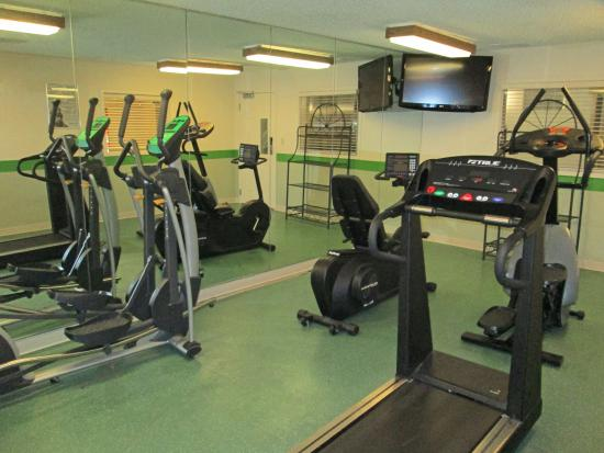 Extended Stay America - Dallas - Bedford: On-Site Fitness Facility