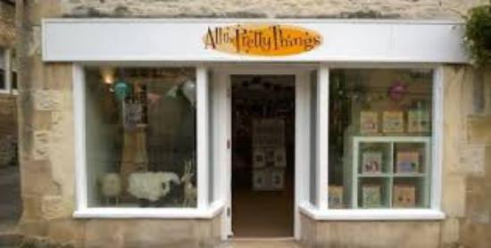 All The Pretty Things - Craft Emporium & Tea Room