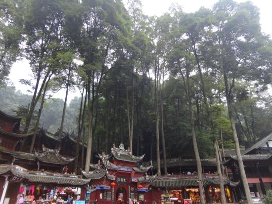 how to get to mount qingcheng from chengdu
