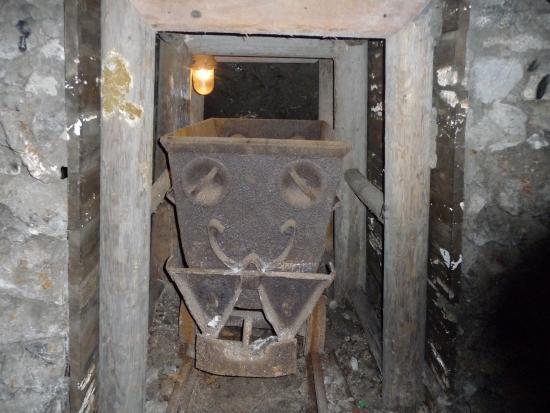 Marienglashöhle Friedrichroda: Bergbauansichten