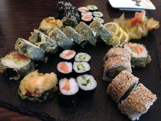Osaka Sushi Bar : maki