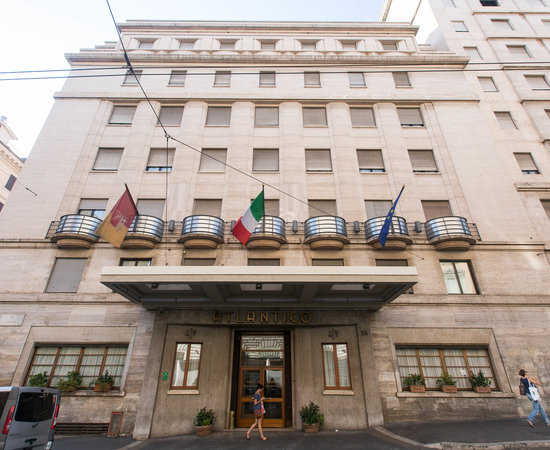 Photo of Hotel Bettoja Atlantico Hotel at Via Cavour 23, Rome 00184, Italy