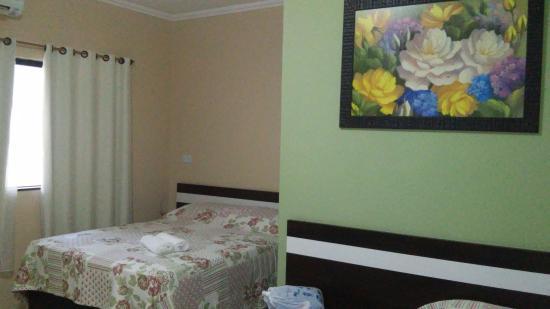 Apart Hotel Veleiros: estrutura boa