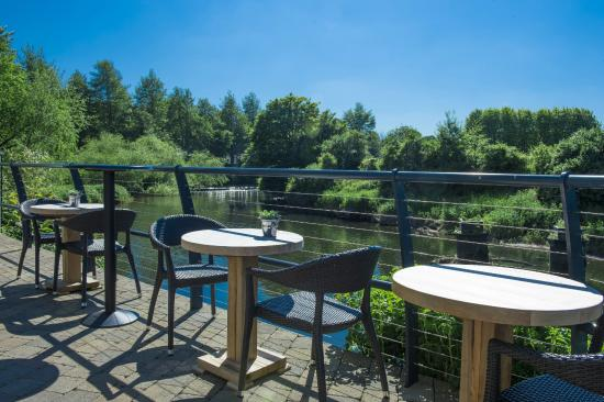The River Lee: Terrace