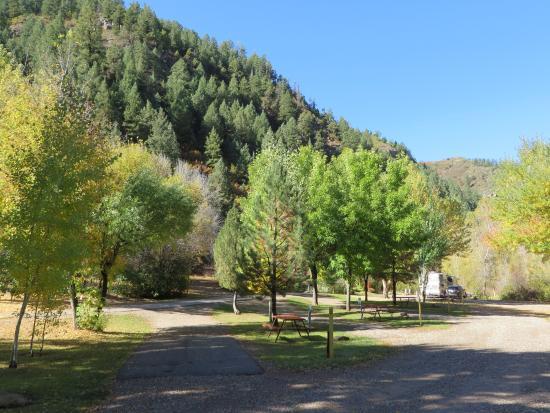 Lightner Creek Campground Views