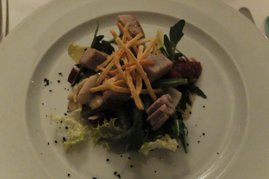 Restaurant Rubino: 1. Gang Fisch