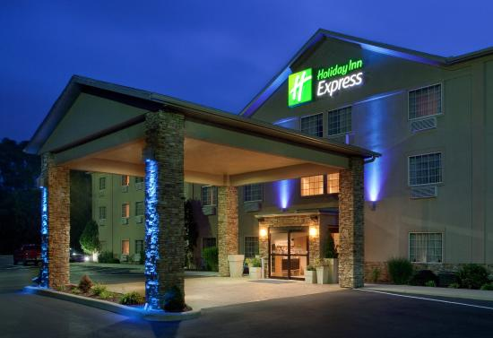 ‪Holiday Inn Express Mt. Pleasant-E Huntingdon‬