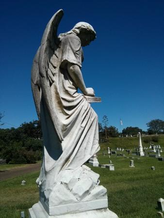Natchez, MS: Turning Angel - a brand new angle!