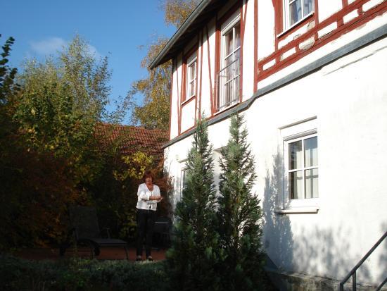 Herold, Tyskland: Prachtige kamers