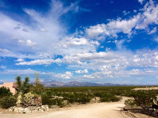 Stagecoach Trails Guest Ranch: Looks like this in every direction