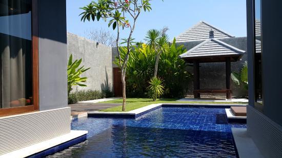 1 Bedroom Suite Villa Private Pool Picture Of Seven Angels Villas Nusa Dua Tripadvisor