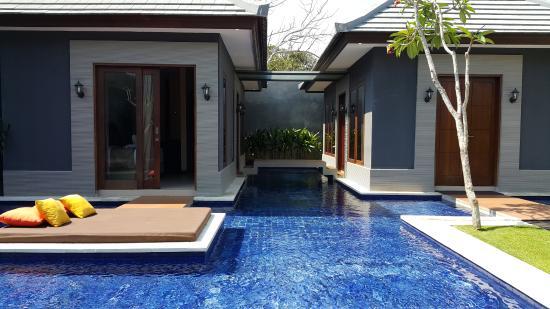 1 Bedroom Suite Villa Pool Picture Of Seven Angels Villas Nusa Dua Tripadvisor
