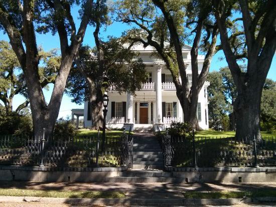 Natchez, Миссисипи: Stanton Hall