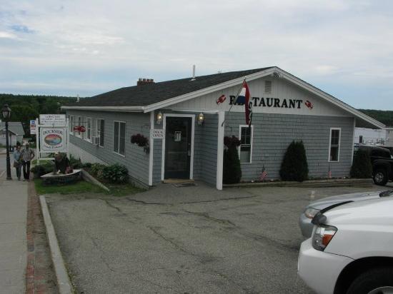 Dockside Family Restaurant: Dockside Restaurant