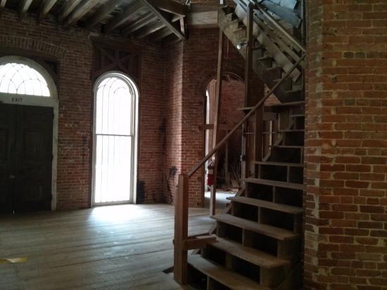 Natchez, MS: Longwood interior