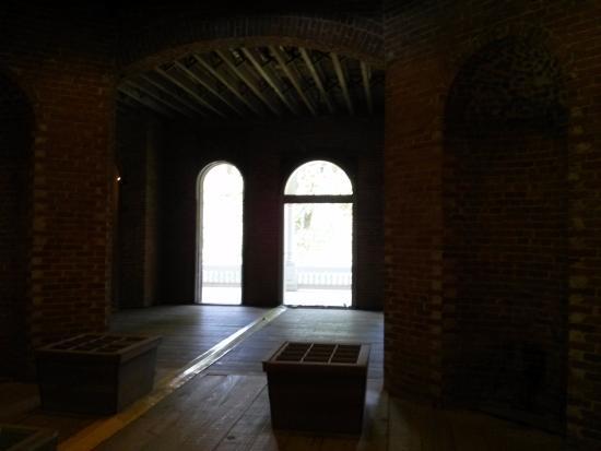 Natchez, Миссисипи: Longwood interior