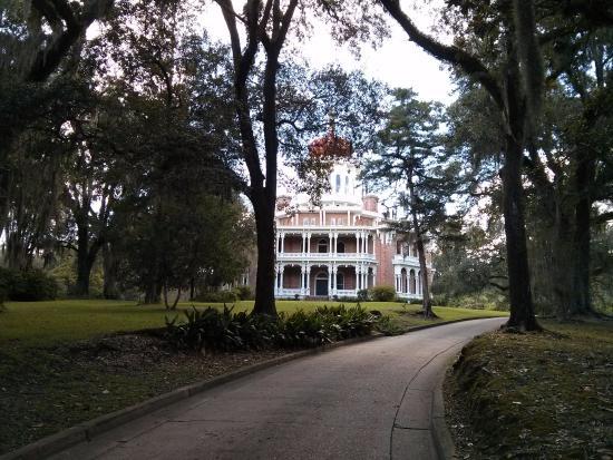 Natchez, Миссисипи: Longwood grounds