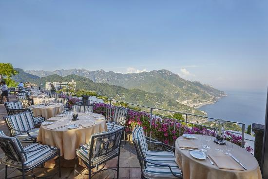 Belvedere Restaurant - Belmond Hotel Caruso