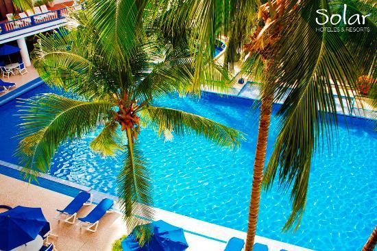 Sol Caribe San Andres : Sol Caribe San Andrés - Piscina