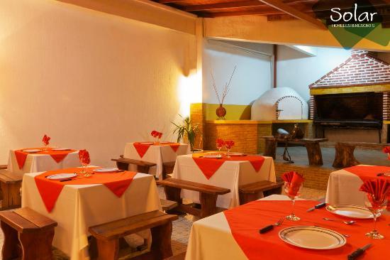 Sol Caribe San Andres: Restaurante Barbacoa