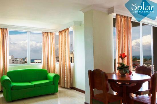Sol Caribe Sea Flower Hotel: Suite