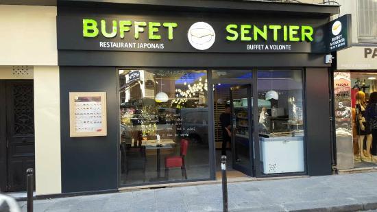 buffet sentier