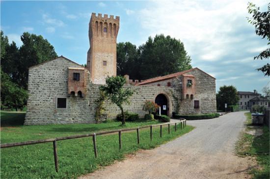 Cervarese Santa Croce, إيطاليا: Castello San Martino della Vaneza