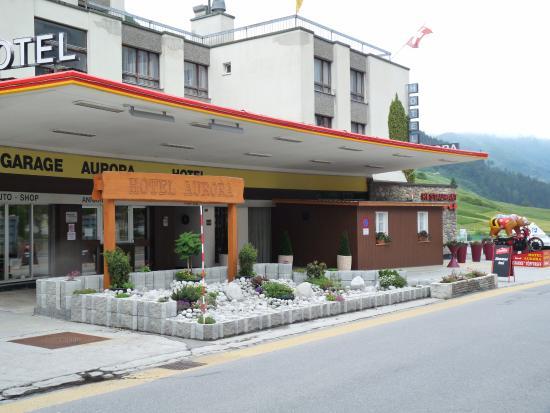 Hotel Aurora: Hôtel Aurora
