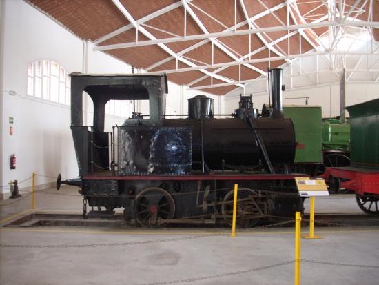 Museu del Ferrocarril: Kleine tender