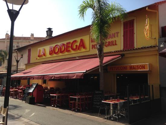 La Bodéga : Le restaurant