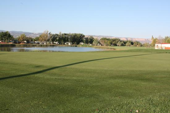 Grand Junction, CO: Great view! Great shape!