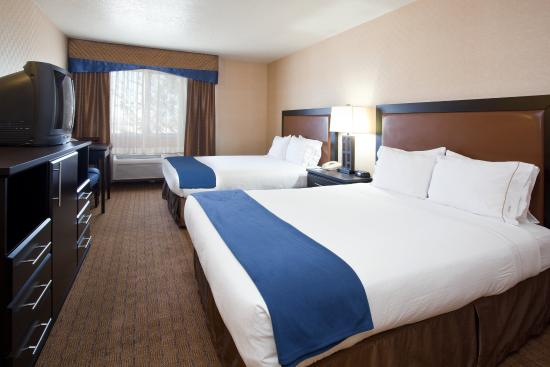 Holiday Inn Express - Balloon Fiesta Park: Queen Bed Guest Room
