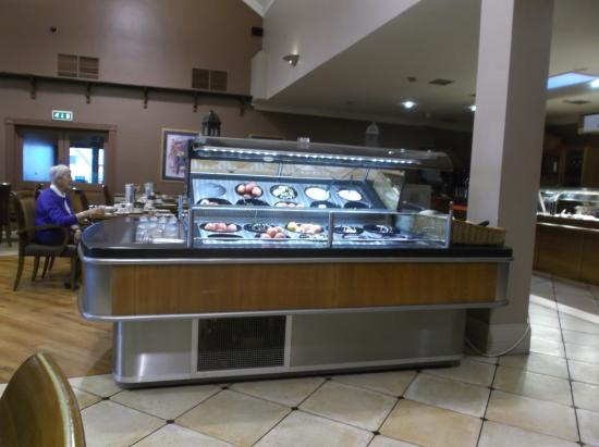 Quality Hotel And Leisure Centre: Breakfast in the Quality Hotel