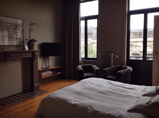 Sweet Brussels: Room 3