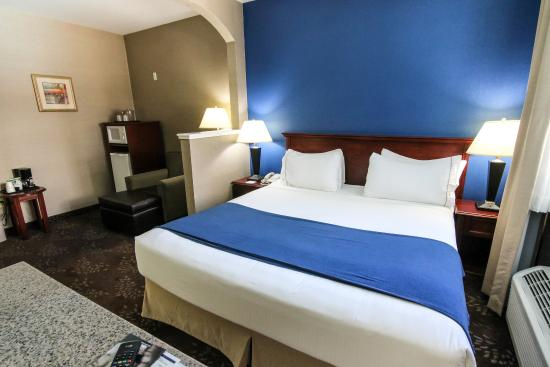 Country Inn & Suites by Carlson San Jose International Arpt: King Bed Non Smoking San Jose